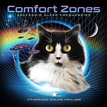 Comfort Zones Solfeggio Sleep Frequencies
