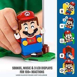 Amazon.co.jp - レゴ スーパーマリオ けっせんクッパ城!チャレンジ 71369