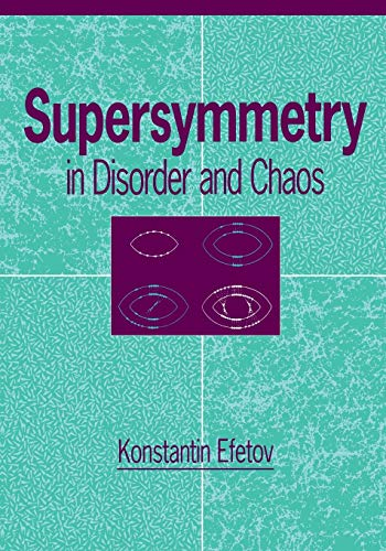 Download Supersymmetry in Disorder and Chaos 0521663822
