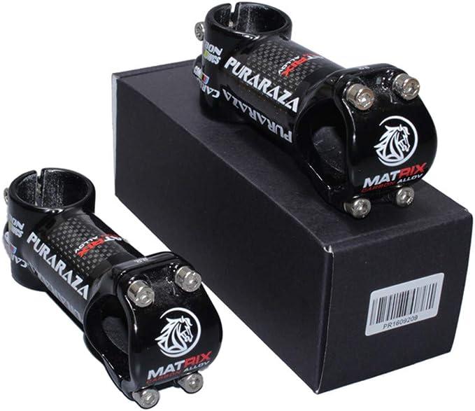 80//90//100//110 Carbon Stem 120g Matt Carbon Stem Bicycle Handlebar Stem 31,8