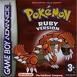 Pokemon Rubi GAME BOY ADVANCE [Edicion Española]