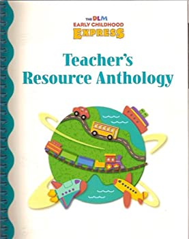 Spiral-bound Dlm Early Childhood Express: Teacher's Resource Anthology Book