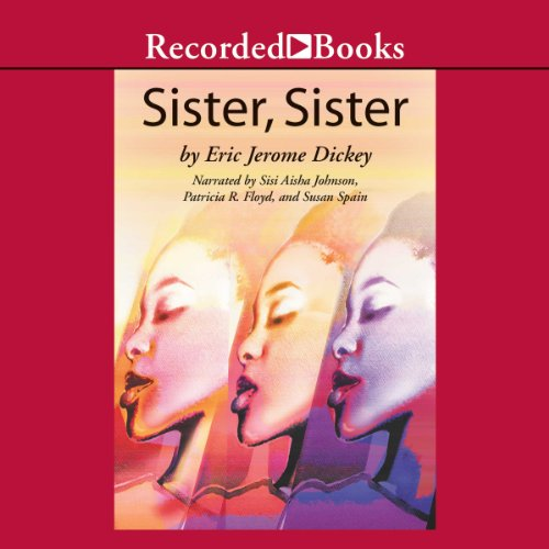 Sister, Sister audiobook cover art