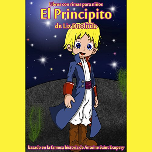 El Principito: Libro con Rimas para Niños [The Little Prince: Book with Nursery Rhymes] cover art