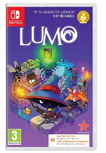 LUMO Código de descarga Switch INT