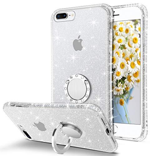 BENTOBEN Funda compatible con iPhone 7/8 Plus con correa.