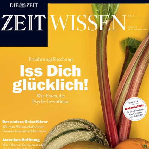 ZeitWissen, August 2010 Titelbild