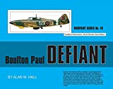Warpaint Series No.42 Boulton Paul Defiant by Alan W.Hall Reference Book #WPT042