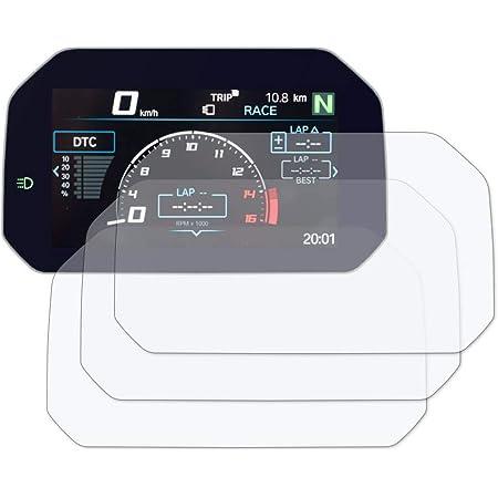 Speedo Angels Dashboard Displayschutzfolie Tachoschutzfolie Für R1250r Rs 2019 2 X Ultra Klar Auto