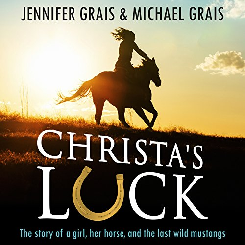 Christa's Luck audiobook cover art