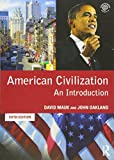 American civilization. An Introduction