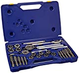 IRWIN Tap And Die Set, Fractional, 66-Piece (97606)