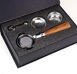 Coffee Bottomless Filter Holder Powder Hammer Semi-Automatic Coffee Machine Filter Accessories