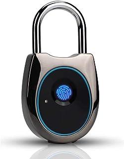 Fingerprint Padlock, No APP Electric Fingerprint Lock...