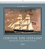 Chronik der Seefahrt 2019: Sammlung alter Segelschiffsdarstellungen -