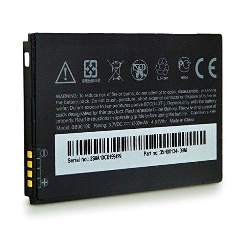 HTC Li-Ion Akku BA S420 mit 1300 mAh für HTC Legend, Wildfire