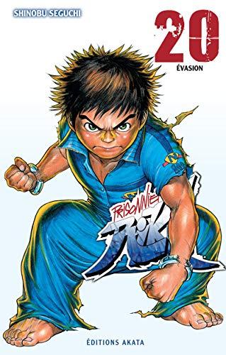 Prisonnier Riku - tome 20 (20)