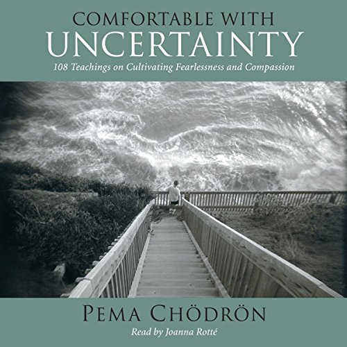 Comfortable with Uncertainty cover art