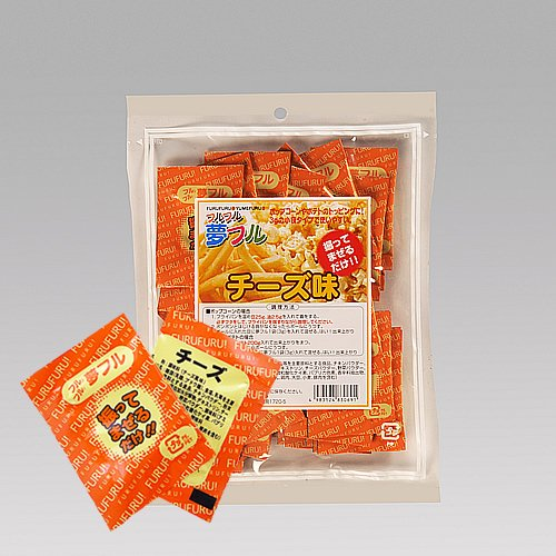 夢フル ポップコーン味付け調味料 3g×50袋 業務用 お祭り イベント (チーズ味)