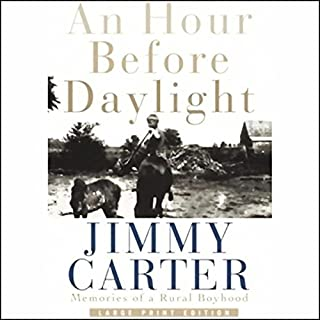 An Hour Before Daylight audiobook cover art