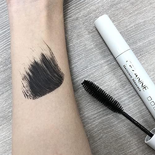 セザンヌヘアケアマスカラ10ダークブラウン10mlアホ毛白髪髪色補正速乾タイプ