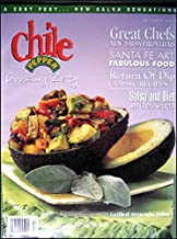 Chile Pepper Magazine October 2003 Special Salsa Issue