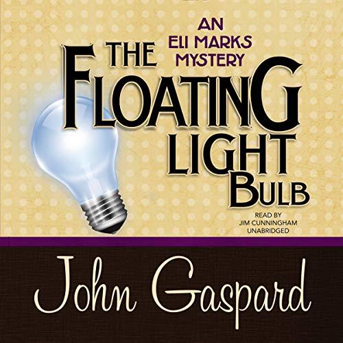 The Floating Light Bulb: An Eli Marks Mystery audiobook cover art
