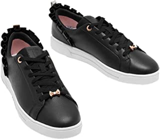 Ted Baker astrina Sneakers For Women, Size 39 EU, Black