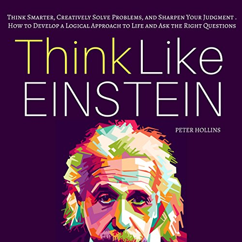 Think Like Einstein audiobook cover art