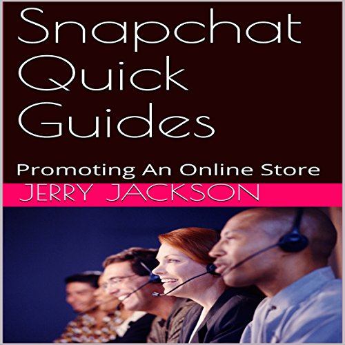 Snapchat Quick Guides audiobook cover art
