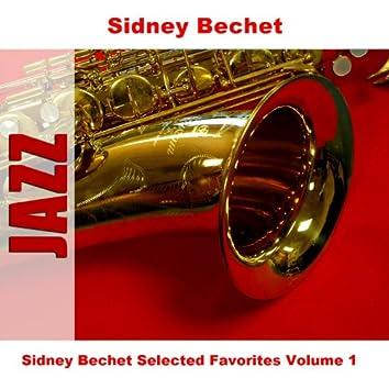 Sidney Bechet Selected Favorites Volume 1