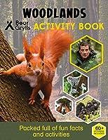 Bear Grylls Sticker Activity: Woodlands