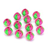 (12 Packs) Pet Hair Remover for Laundry-Reusable Laundry Drying Ball to Rremove Pet-Applied Hair On Clothes.