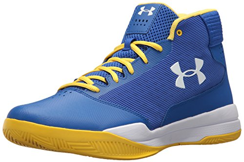 Under Armour UA Jet 2017, Zapatos de Baloncesto Hombre, Azul (Team Royal), 40 EU