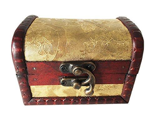 EAST-WEST Trading GmbH Schatztruhe, 3er Set, Schmuckkästchen, Piratenschatztruhen, auch für Geldgeschenke und als Geschenkverpackung - 4