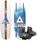 CWB VIBE Wakeboard Flex Board Grindbase Cable Wakeboard-Set Bindung