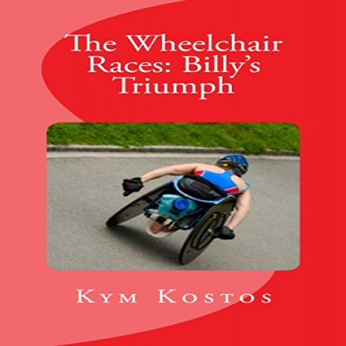 The Wheelchair Races audiobook cover art