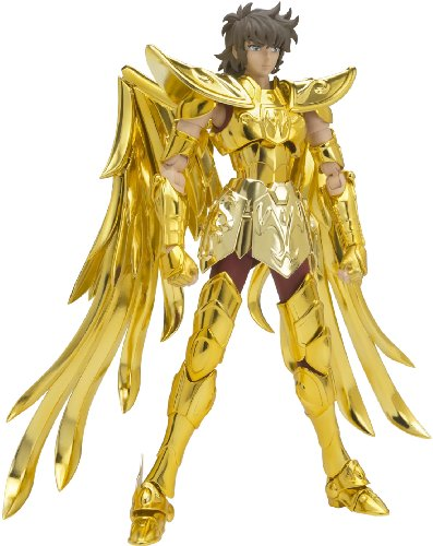 BANDAI Saint Seiya Myth Cloth EX Sagittarius Aiolos (Japan Import)
