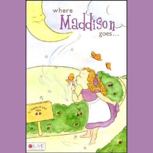 Where Maddison Goes copertina