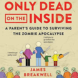 Only Dead on the Inside audiobook cover art