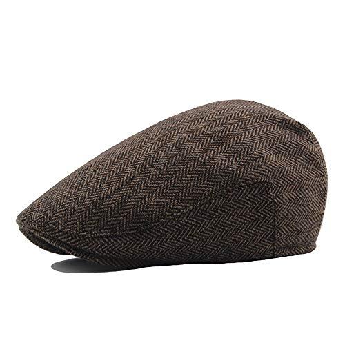 MMD-women's hat Moda Gorra de Lana Gorra de Boina Calzado de Invierno...