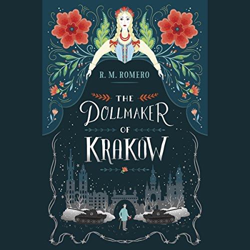 The Dollmaker of Krakow audiobook cover art