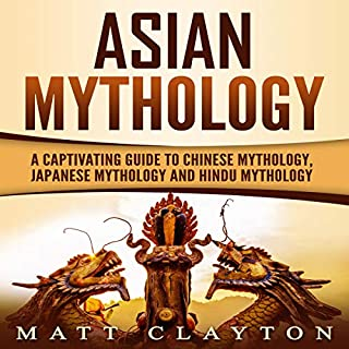 Asian Mythology cover art