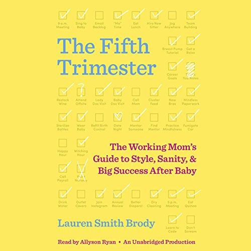 The Fifth Trimester audiobook cover art