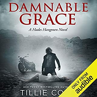 Page de couverture de Damnable Grace