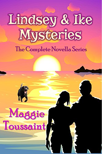Lindsey & Ike Mysteries: The Complete Novella Series (Lindsey & Ike Romantic Mystery Series Book 4) (English Edition)