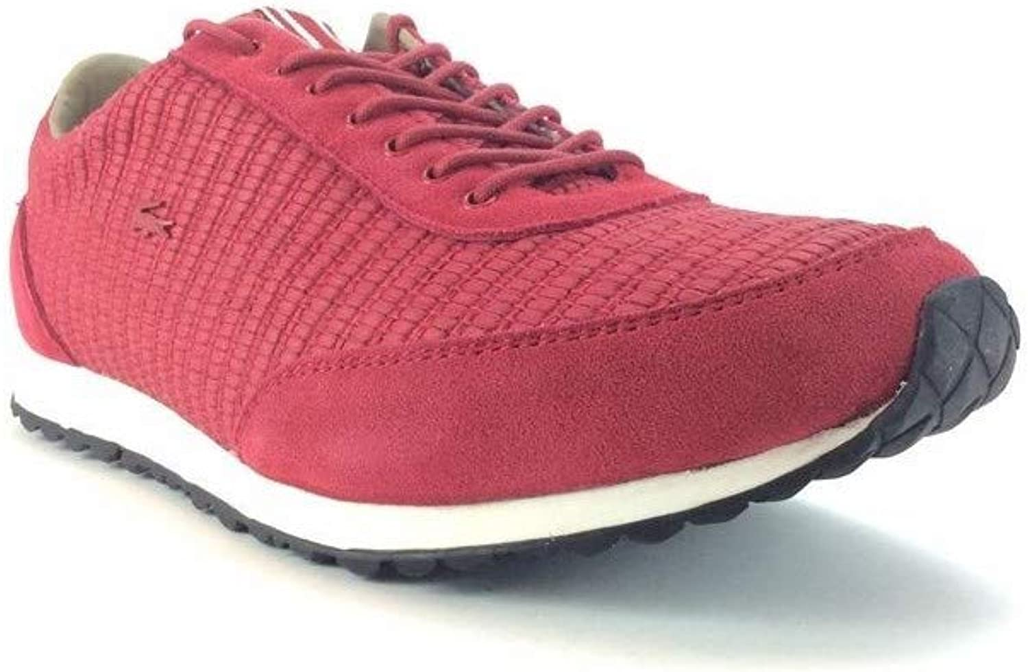 Lacoste Men's Trainers Red red