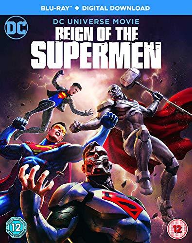 Reign Of Superman [Edizione: Regno Unito] [Blu-ray]