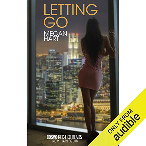 Letting Go audiobook cover art