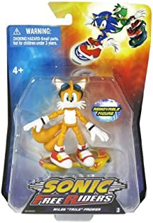 Sonic Free Riders-Miles Tails Prower Action Figure by Sonic